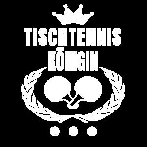 Tischtennis Koenigin