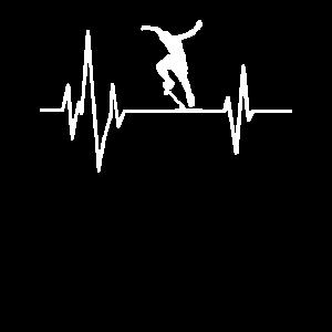 Skater Heartbeat
