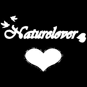 NatureLover weiß