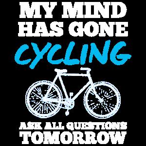 Fahrrad Fahrradfahren
