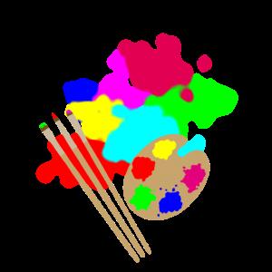 Künstler Farben