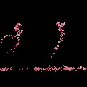 Japanische Schriftzeichen Kirschblüte Frühling