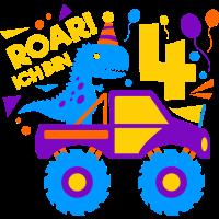 T-Shirt Geburtstagsgeschenk Für Kinder