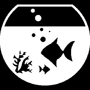 Goldfischglas Goldfisch