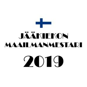 Jääkiekon maailmanmestari 2019