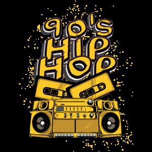 90's Hip Hop old school rap 90er