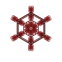 Mandala Muster Shirt Psychedelisch Yoga Goa Trance