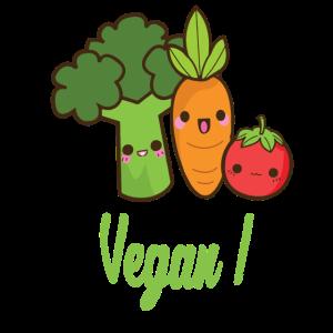 Zum Veganer werden