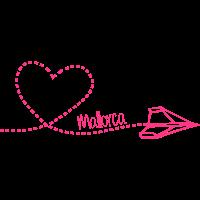 Mallorca Papierflieger