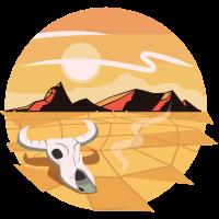 Wüste Sahara Wüstenstiefel Wüstentarn