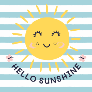 Sonne-Sonnenschein