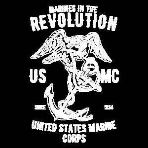 Marines in the Revolution United States Marine