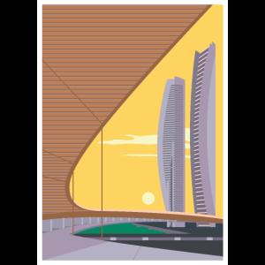 Big City Life - Retro