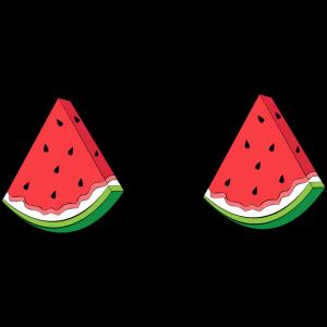 2 Melonen