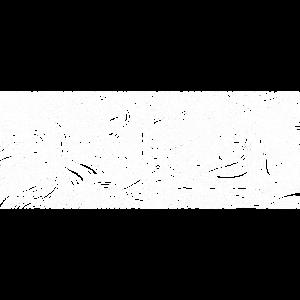 Waves // weiß