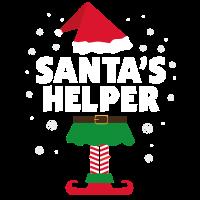 Weihnachtsmann Helfer