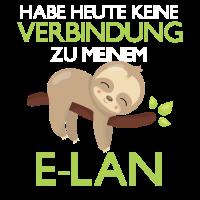 Keine Verbindung zum E-Lan