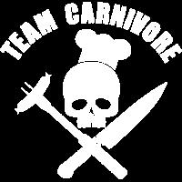 Team Carnivore   Grill Skull   BBQ