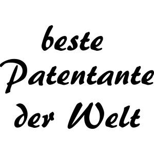 beste Patentante der Welt
