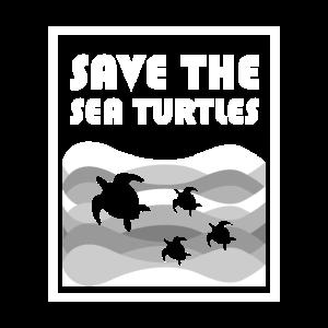 Meeresschutz Meerestiere Schildkroeten