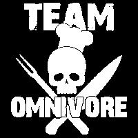 Team Omnivore / BBQ Skull