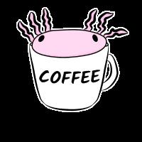 Axolotl Coffee Kaffe