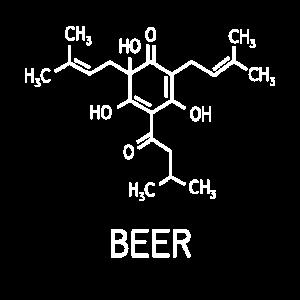 Bier Brauer Brauerei Goasmaß Chemiker Formel