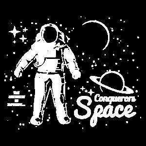 Erobert den Weltraum. Astronomie, Weltraum, Science-Fiction