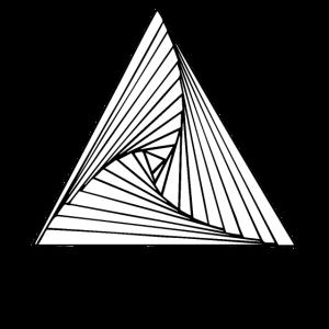 geometric verschickt Techno