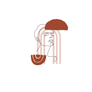 illustration skizze nude