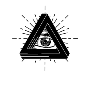 Mystisches Auge