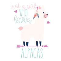Just a girl who loves Alpacas Tierliebe