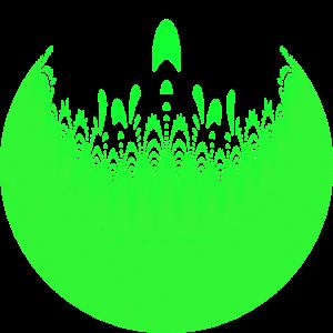 Grüner Tropf