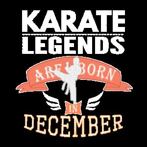 Karate-Legenden 2. Dezember Jungen