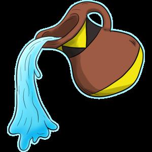 Wassermann Aquarius