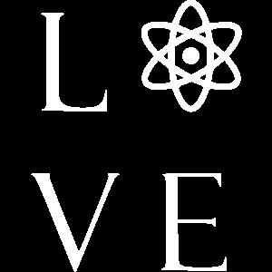 Love Physik Atom Naturwissenschaften
