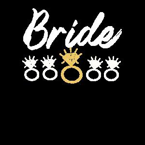 Braut Junggesellin