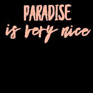 paradise peach