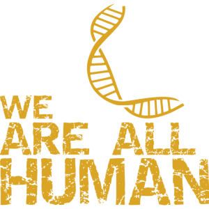 we are all human - dna