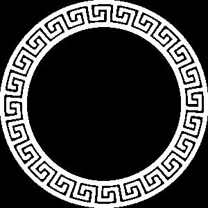 griechisch symbol kreis