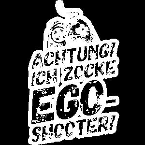 Gamer Gaming Zocken Videospiele Ego-Shooter