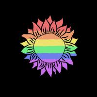 LGBT Sonnenblume