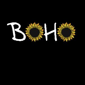 Boho Sonnenblume