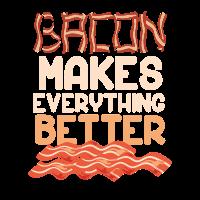 BBQ GRILL BACON SPECK BURGER STEAK SMOKER GESCHENK