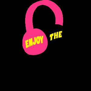 enjoy the silence - earphones music