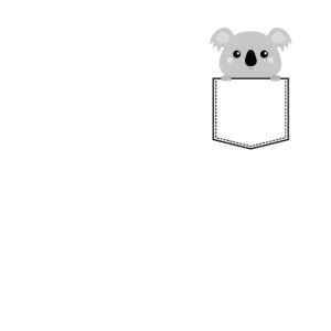 Pocket Koala Bear Design