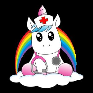 Krankenschwester Einhorn