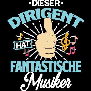 Dieser Dirigent hat fantastische Musiker