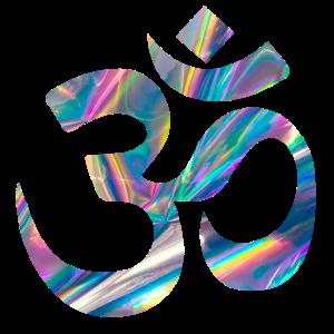 Hologramm Om