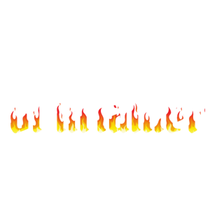 The Grillfather on Fire Barbecue Grillmeister Koch